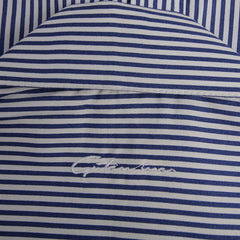 Ashley Blue Stripe Shirt
