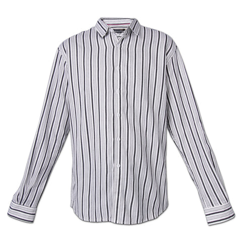 Chandon Black Striped Shirt