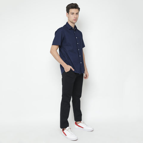 Colbert Navy Shirt