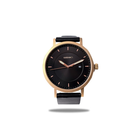 Sincere 4.0 Black Matte Gold