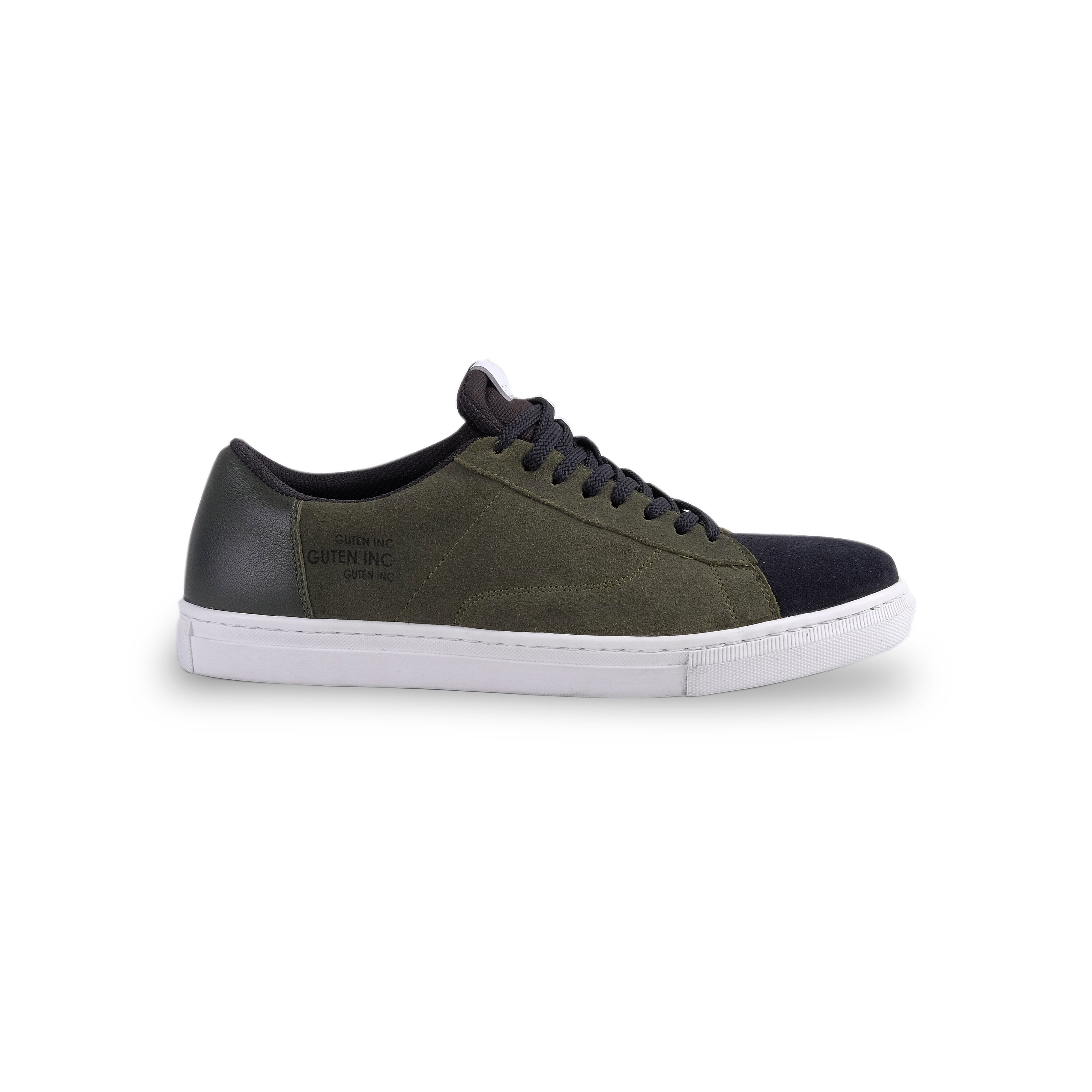 Quincy Low Military Green