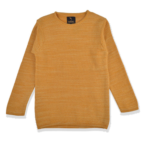 Arnold Knitted Sweater Yellow