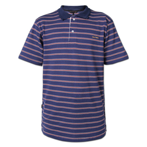 Dallas Polo Red Blue Shirt