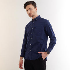 Freo LS Shirt Navy
