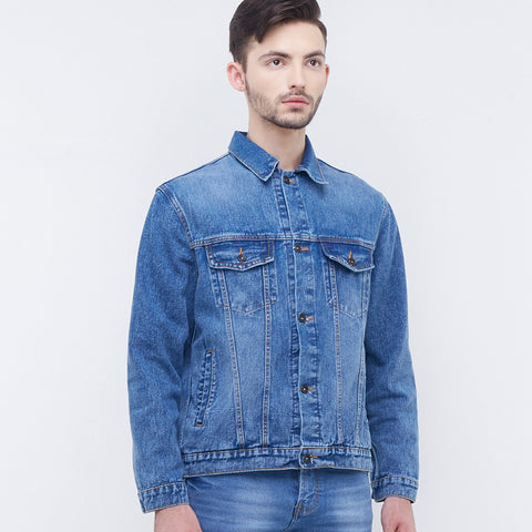 Oliver Denim Jacket Blue