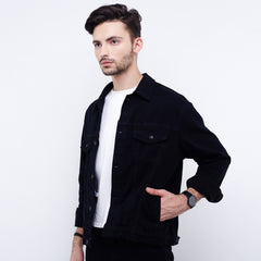 Oliver Denim Jacket Black