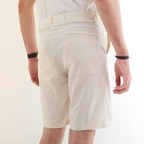 Scotch Short Pants Broken White