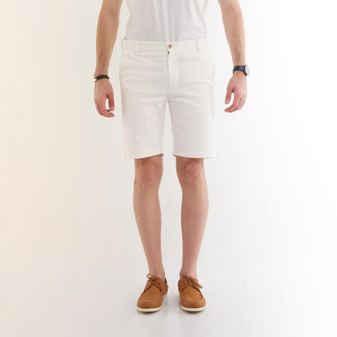 Scotch Short Pants White