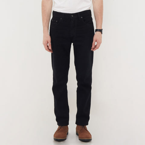 Norton Denim Pants Black