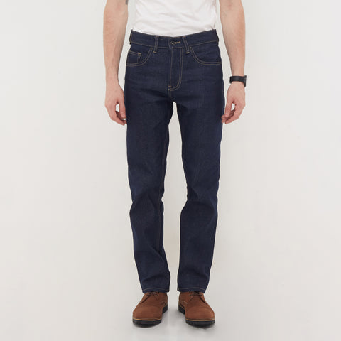 Norton Raw Denim Pants Indigo