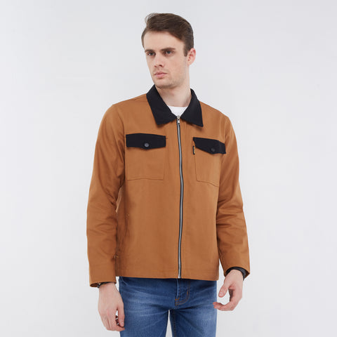 Atlas Brown Parka