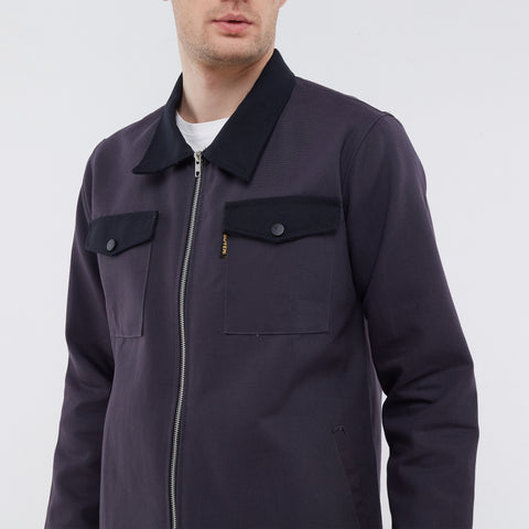 Atlas Navy Parka