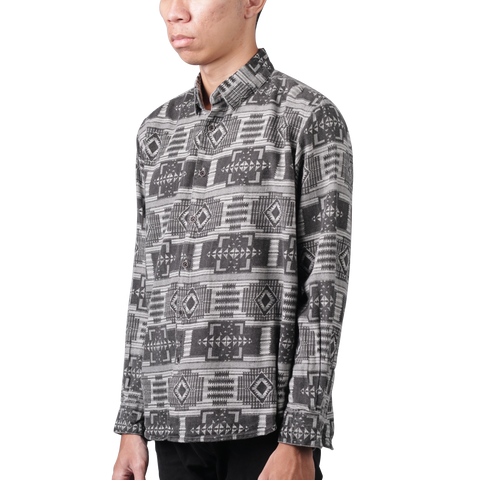 Chimalli Patterned Shirt