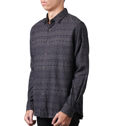 Sullivan Patterned Shirt