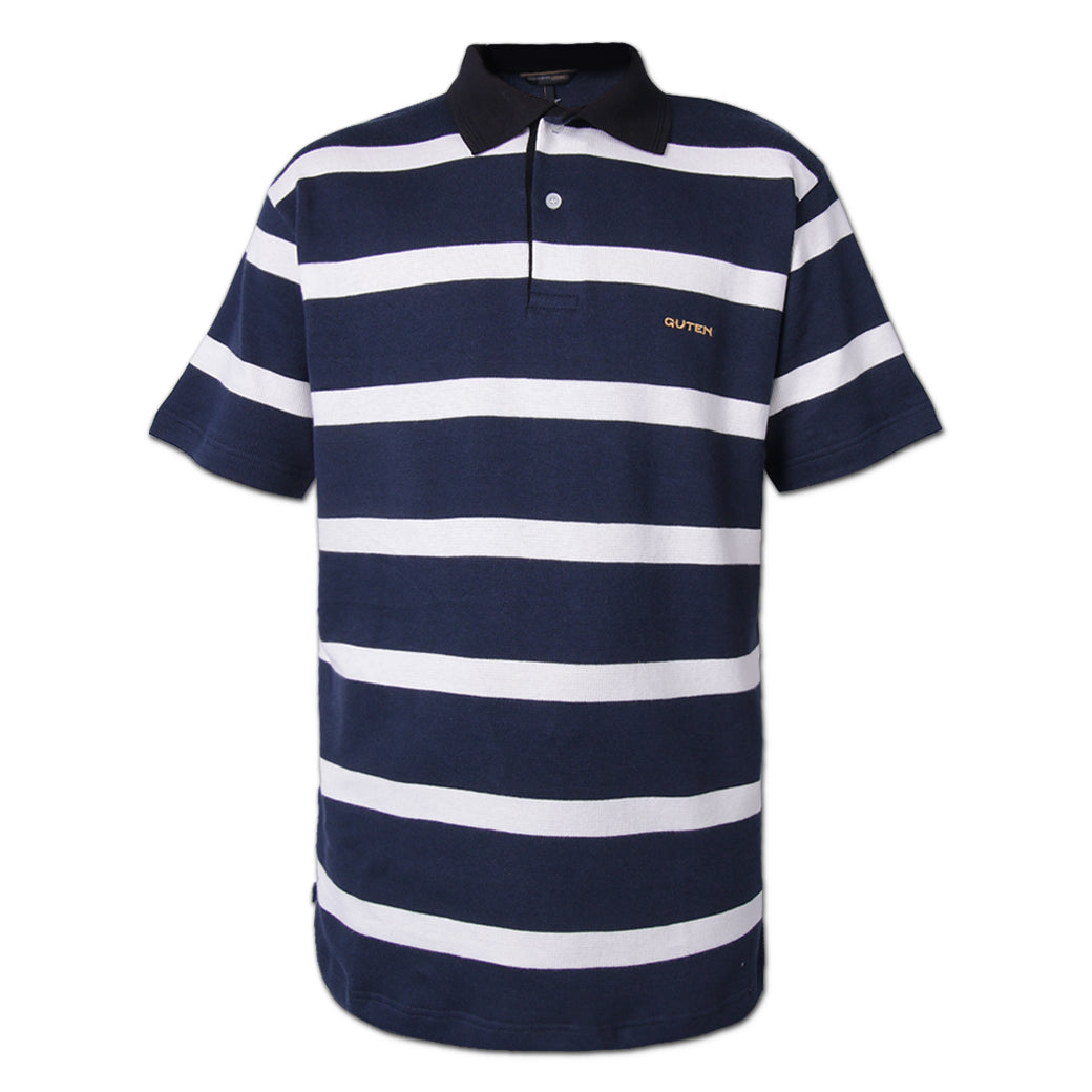 Tommy Striped Polo Shirt