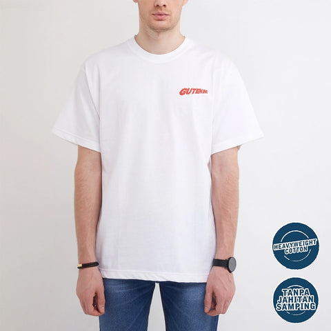 Adrenalin White T-Shirt