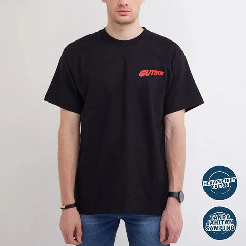 Adrenalin Black T-Shirt