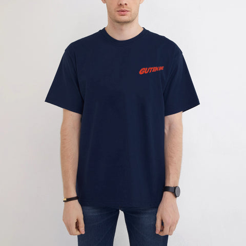 Adrenalin Navy T-Shirt