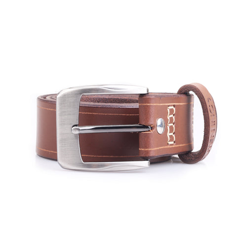 Brown Buff Belt
