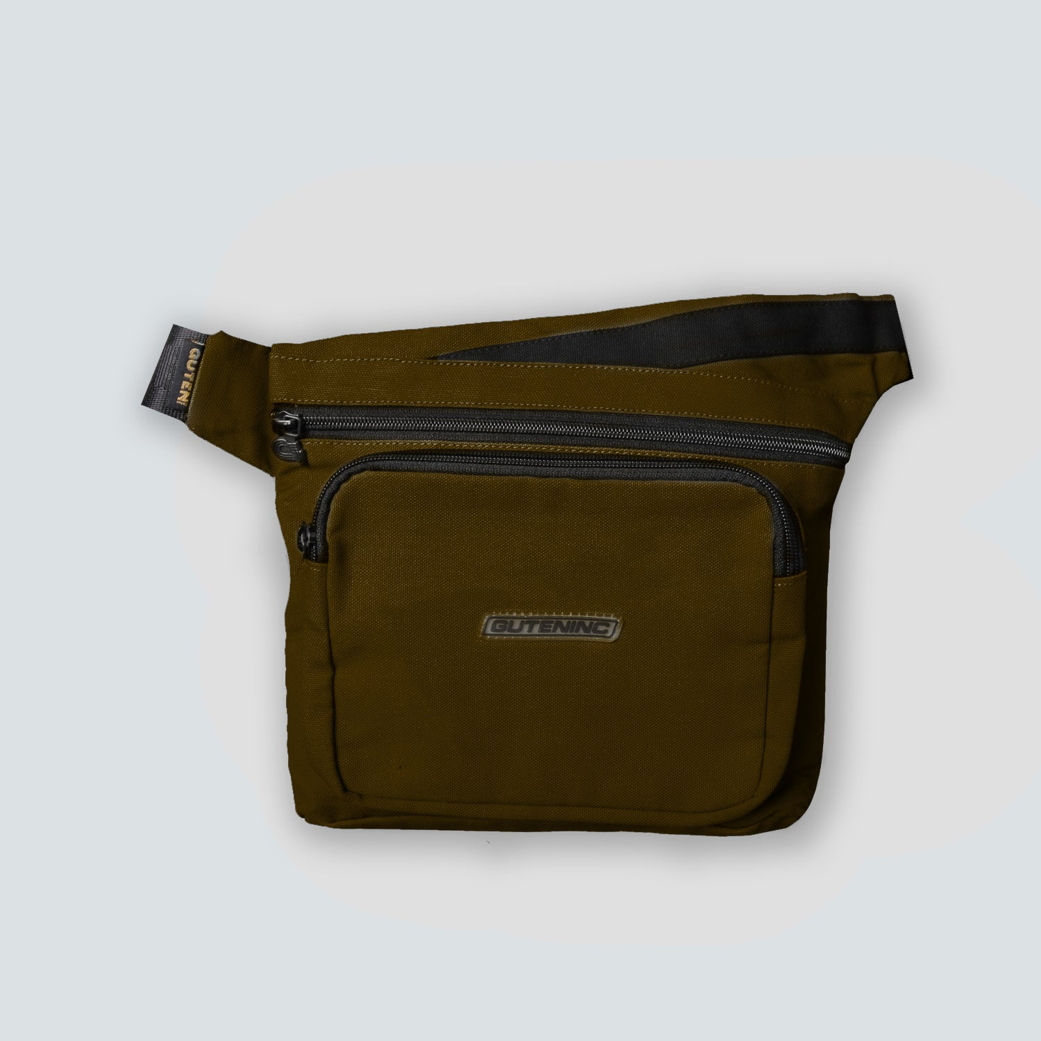 Levitt Slingbag Brown