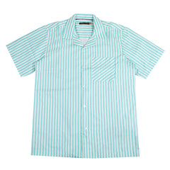 Celtic Green Stripes Shirt