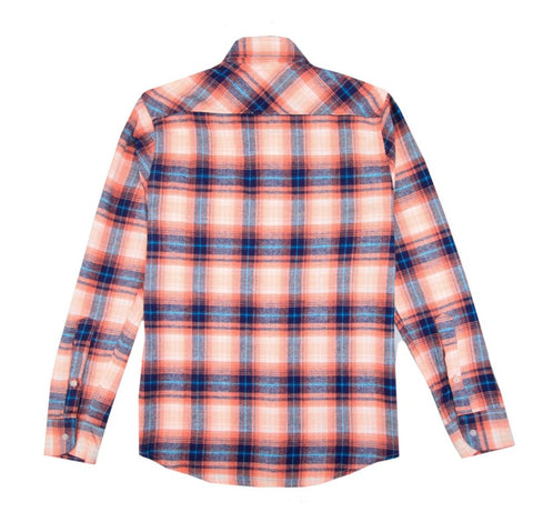 Clark Square Flannel Shirt