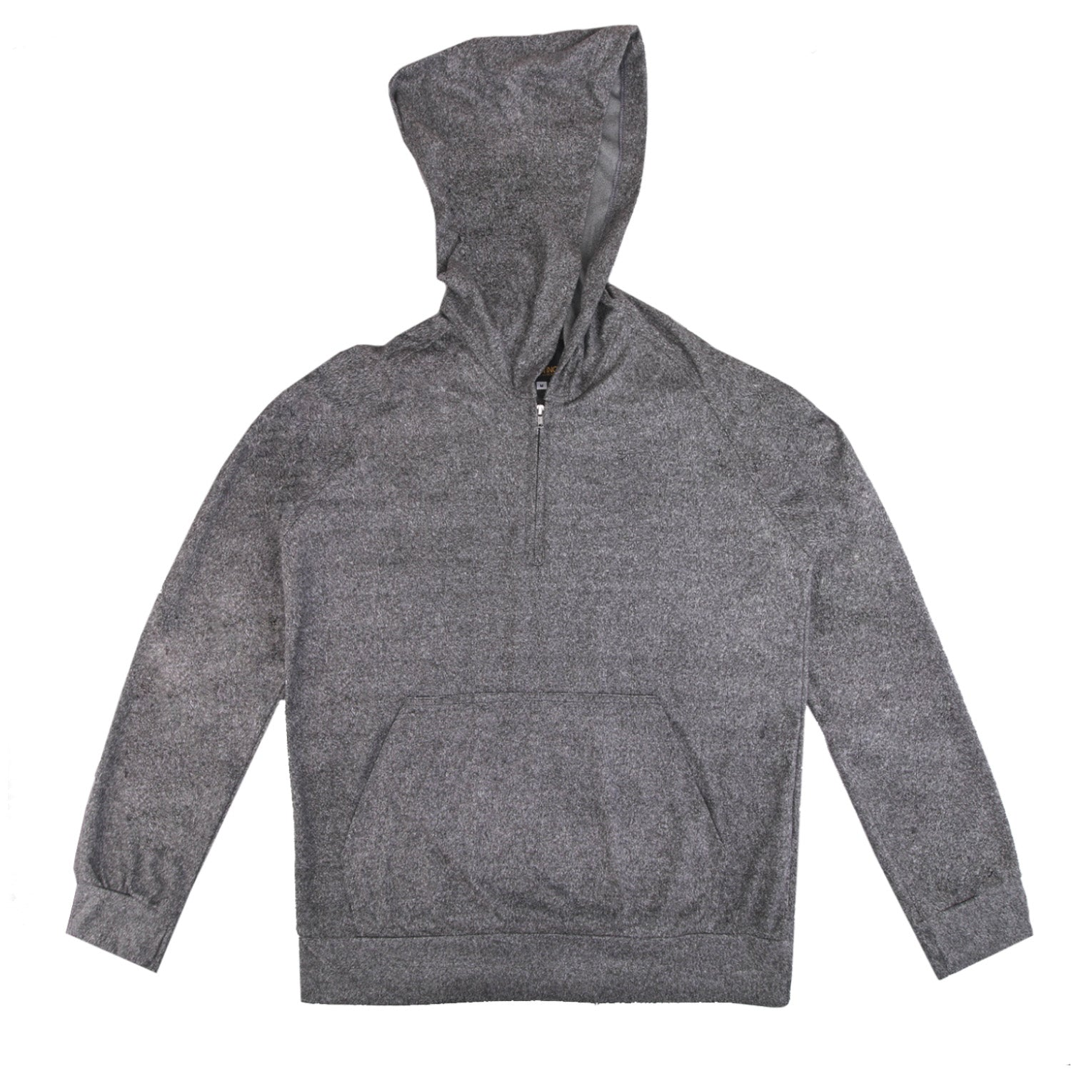 Nico Gray Misty Suede Hoodie