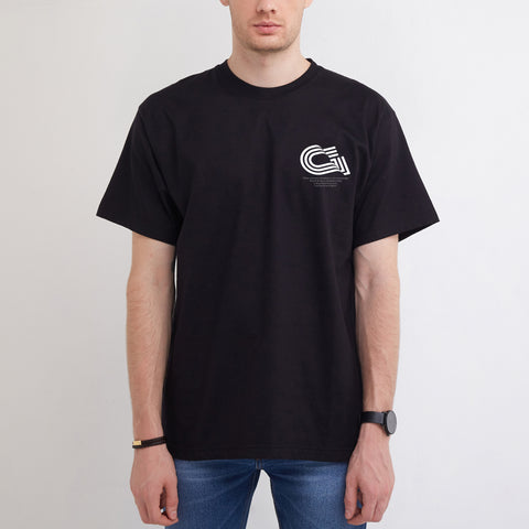 Anxiety Black T-Shirt