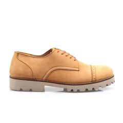 Derby Brogue Light Brown