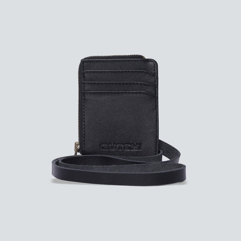 Flux Card Holder Black