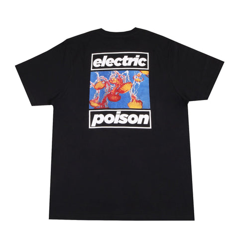Electrical Black T-Shirt