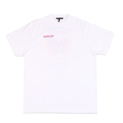 Embrained White T-Shirt