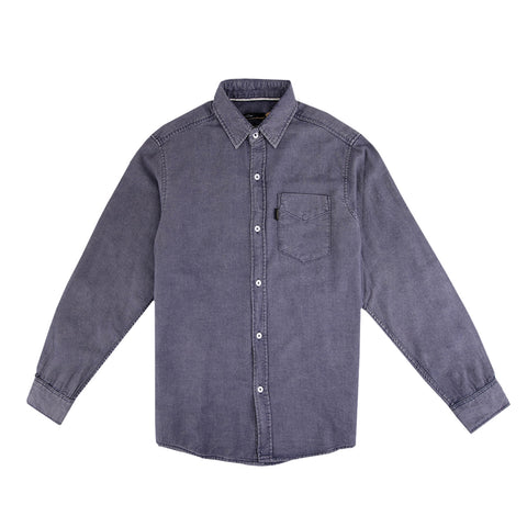 Florence Washed Denim Shirt