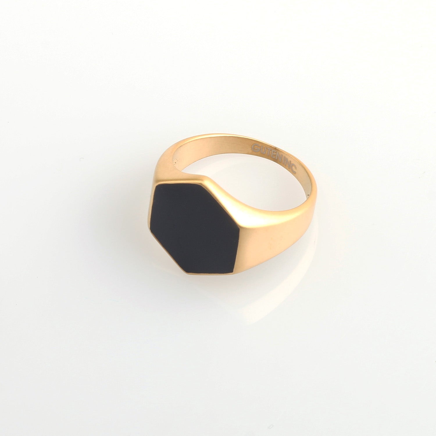 Ring Liberty Gold Matte