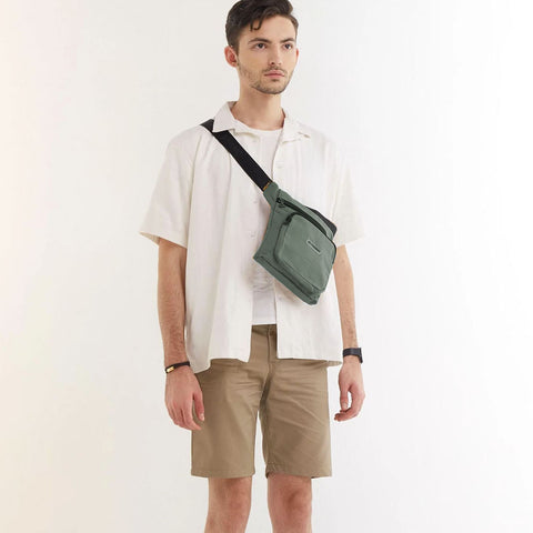 Levitt Slingbag Green