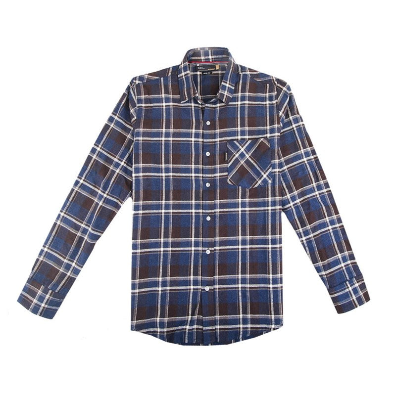 Jared Flannel Shirt