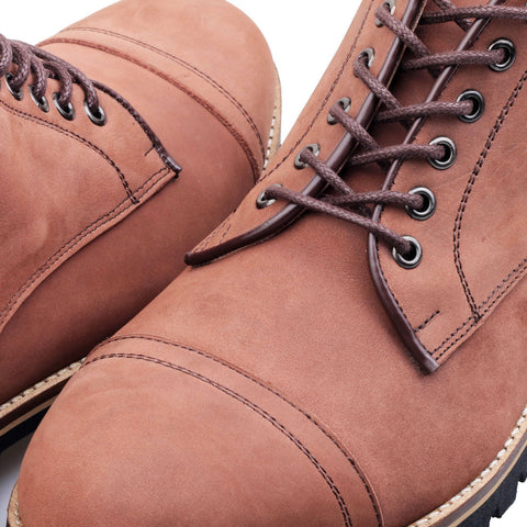 Jeune Chukka Crazy Brown