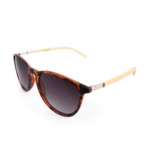 Jose Cream Wooden Sunglasses - GUTENINC ID