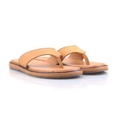 Kylian Flip Flop Sandal Light Brown