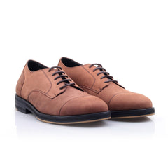 Lana Derby Captoe Crazy Brown