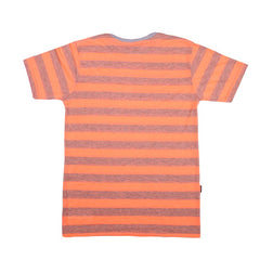 Lauren Orange Stripe