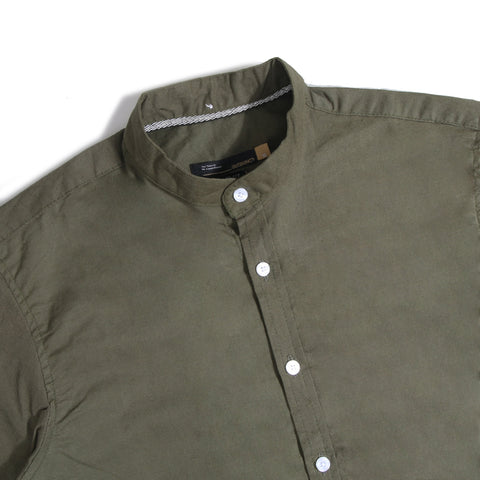 Miles Dark Green Shirt