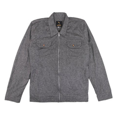Mothy Gray Misty Suede