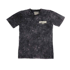 Muzca Washed Gray T-Shirt - GUTENINC ID