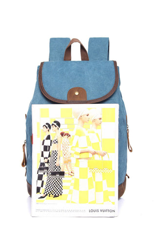 Naya Backpack Blue - GUTENINC ID