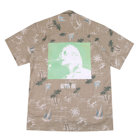 Palm Hawaiian Custom Shirt