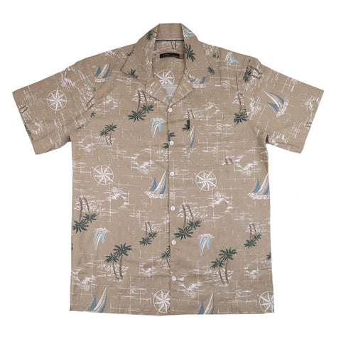 Palm Hawaiian Shirt