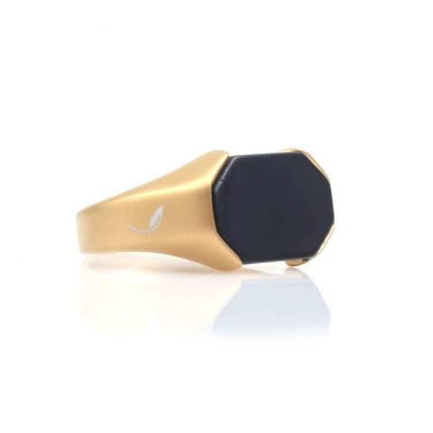Ring Desmosh Gold Matte