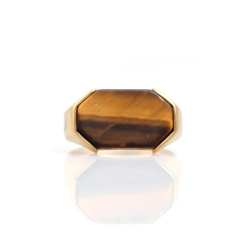 Ring Karel Gold Matte