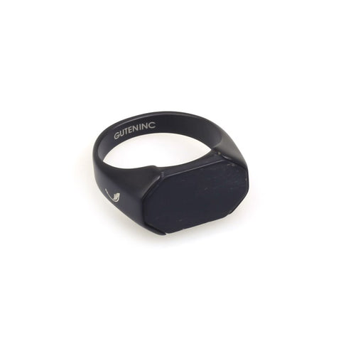 Ring Kasmeer Black Matte